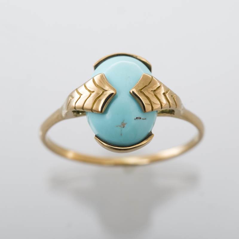 Turquoise ring S