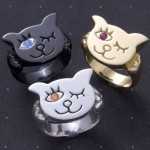 I LOVE CAT ring